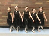 Dance classes for 2-16 year olds