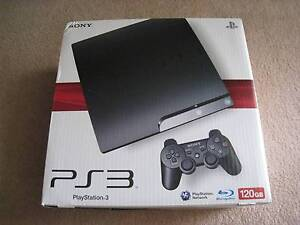 PS3 120GB #CECH-2002A East Cannington Canning Area Preview
