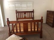 Solid Timber bedroom Suite Stafford Brisbane North West Preview