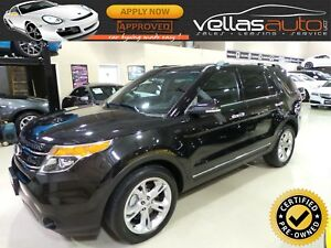 2015 Ford Explorer Limited LTD| NAVIGATION| 7PASS| PANO RF