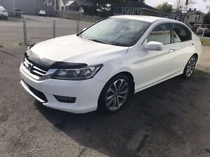 2014 Honda Accord Sports