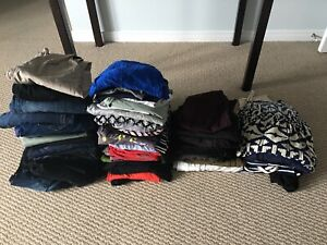 76 pieces Maternity Lot: Med, Large, XL