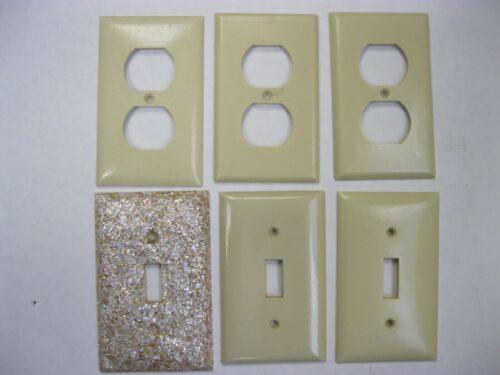 Vintage Wall outlet and Light Switch Covers