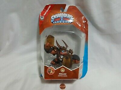 NEW (Read) Skylanders Trap Team WALLOP Trap Master SEALED (w/ wear) skylander (Wallop Skylander)