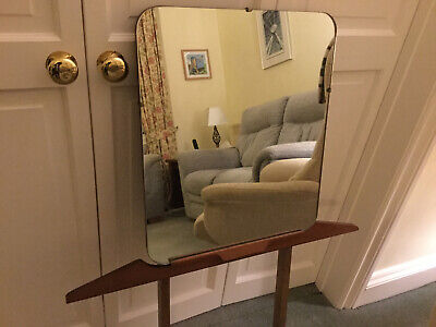 G Plan Mirror For Chest Of drawers