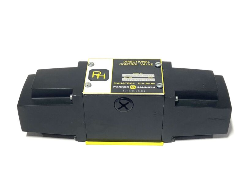 ~Parker Hannifin Directional Control Valve Kubik A4500221