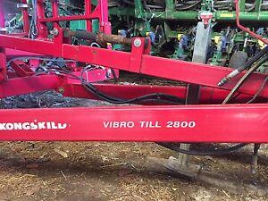 Kongskilde 40' cultivator for sale