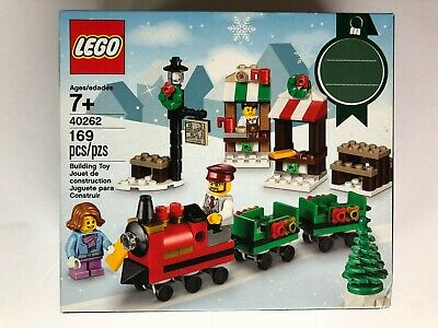 Lego Seasonal Christmas Train Ride Set 40262 New, Sealed!