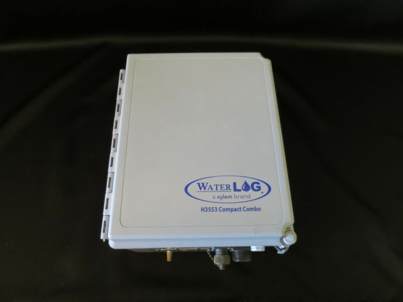 Data Logger WaterLOG H-3553T-15-D FOR PARTS ONLY