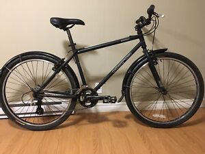 "18"" Kona Smoke Hybrid 24-speed bicycle"