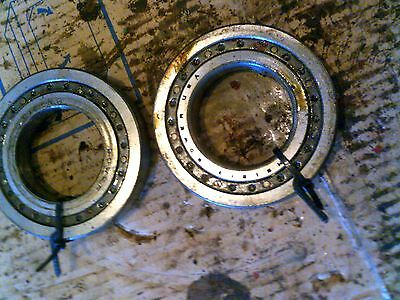 Farmall Ih 504 Utility Tractor Rear Main Inner Axle Bearing Bearings