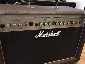 Marshall AS50R  Acoustic Guitar Amp Lambton Newcastle Area Preview