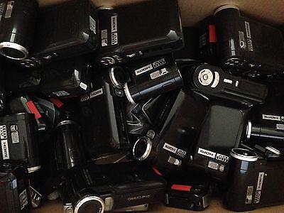 300 Stück  Camcorder Toshiba Camileo P10 HD1080p, HDMI,  DEFEKT