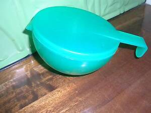Tupperware Forget Me Not container - large size $5 Toowoomba Toowoomba City Preview