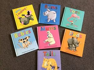 Toddler Hardcover book set Jane Brook Swan Area Preview