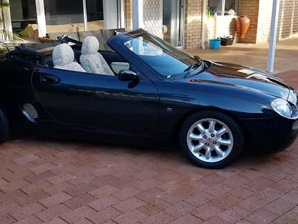 2002 MGF FOR SALE