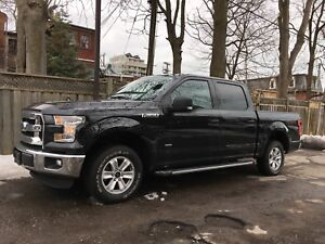 2015 Ford F-150 4WD Supercrew XLT