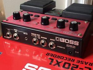 Boss RC-20XL Looper