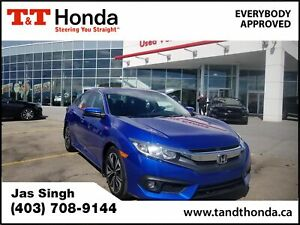 2016 Honda Civic EX-T *Remote Starter, Brand New Tires, Back...