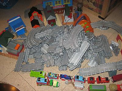 Take Along Thomas die Lokomotive Thomas & Freunde Riesen Sammlung über 150 Teile