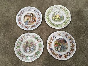 Royal Doulton Brambly Hedge Collection of the 4 Seasons Boonah Ipswich South Preview