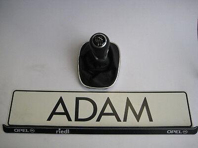 Adam Schaltung (Schaltknauf Schalthebel 6 Gang original Adam & Corsa E vom Opel Händler)