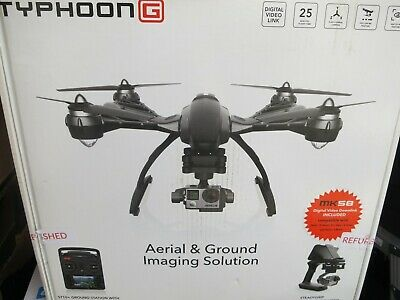 Yuneec Typhoon G Quadcopter RTF Drone