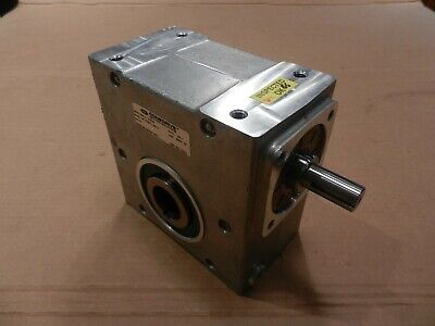 New Cone Drive 201 Worm Gear Speed Reducer Surplus