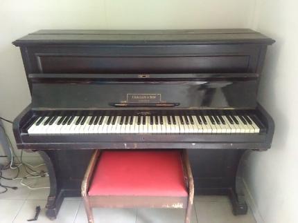 CHALLEN & SON PIANO FOR SALE