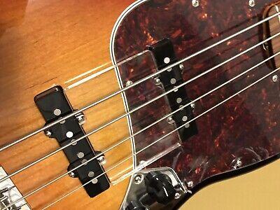 Fender Mexican American Jazz Bass Clear Thumb Rest Ramp Standard Squier comprar usado  Enviando para Brazil