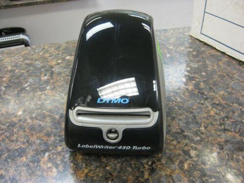 Dymo LabelWriter 450  Turbo Label Thermal Printer Model #1750283