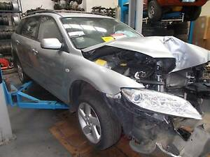 Wrecking 2004 Mazda 6 Wagon Moonah Glenorchy Area Preview