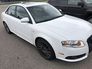 Sell my 2008 Audi A4 Quattro Sline