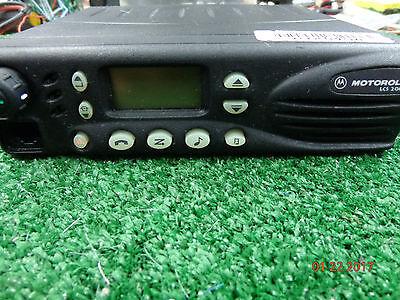 Motorola Lcs2000 Lcs 2000 Mobile Radio 800mhz M10ugd6dc5bn Great Shape A30