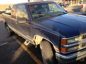 Chevy c1500 4x4 94