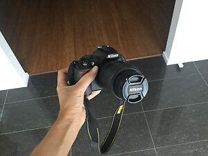 Nikon DSLR D3100 Chifley Woden Valley Preview