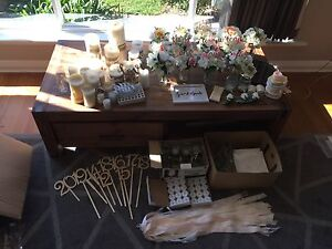 Tea light glass jars in adelaide region sa gumtree australia various wedding decorations priced separately or as a package junglespirit Choice Image