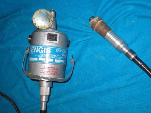 Ennis Di-Profiler Motor Series EE Flexshaft with Drill Chuck