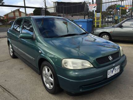 2001 Holden Astra Hatchback AUTO  RWC Fawkner Moreland Area Preview