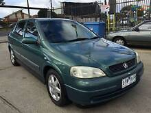 2001 Holden Astra Hatchback AUTO Campbellfield Hume Area Preview