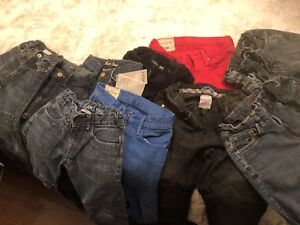Designer Boys jeans (10 pairs) size 12