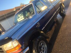 1997 Ford F-250 7.3 PowerStroke