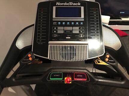 Nordictrack 17.5 treadmill