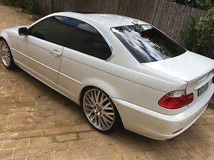 BMW Coupe 325Ci auto Ingleburn Campbelltown Area Preview