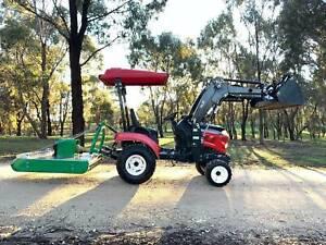 Yanmar EA2400 Tractor West Bendigo Bendigo City Preview