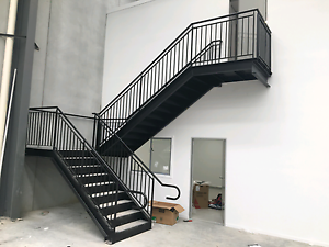 WELDING & METAL FABRICATION STAIRS BALUSTRADE HANDRAIL UTE TRAYS Dandenong Greater Dandenong Preview