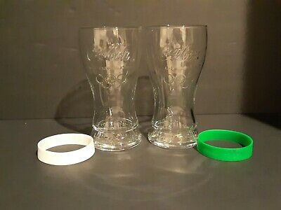 McDonalds 2012 LONDON Olympics PROMOTIONAL Glass Set Of 2 (Promotional Glasses)