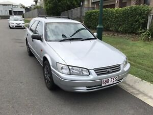 2002 Toyota Camry Conquest 4 Sp Automatic 4d Wagon