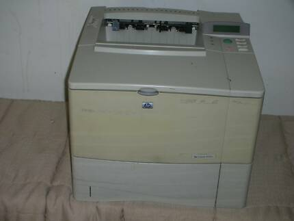 computer printer Hewlett-Packard HP 4100  printer
