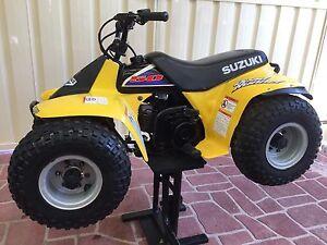 50cc Suzuki Quad bike Quakers Hill Blacktown Area Preview